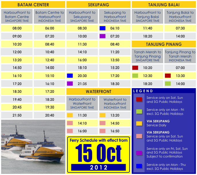 Ferry Schedule | SINDO FERRY – Travel on our new FAST FERRIES